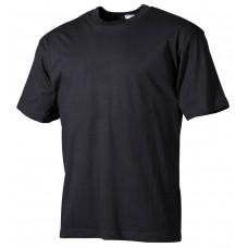 Футболка, 160 г / м ^, черная