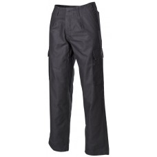 Полевые брюки Бундесвера, черные, большие размеры