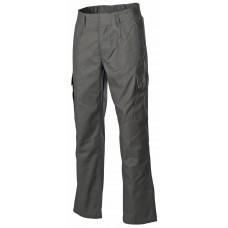 Полевые брюки Бундесвера на меху, зеленые, большие размеры