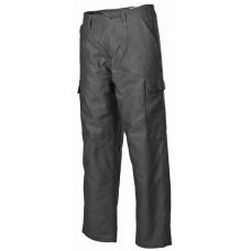 Полевые брюки Бундесвера с подкладкой и боковыми карманами, зеленые