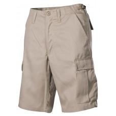 Мужские шорты-бермуды с карманами  армии США, хаки