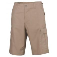 Мужские шорты-бермуды армии США, хаки