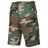 Мужские шорты-бермуды армии США, цвет лесной камуфляж