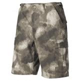 Мужские шорты-бермуды армии США, камуфляж