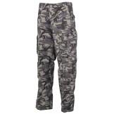 Американские армейские штаны с карманами, камуфляж