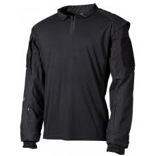 Тактическая рубашка США черного цвета