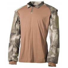 Американская тактическая рубашка, камуфляж HDT