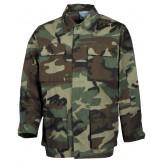 Американская армейская полевая куртка, лесной камуфляж