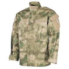 Американская армейская полевая куртка, камуфляж
