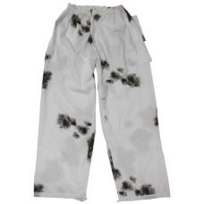 Зимний камуфляжный костюм Бундесвер, 2 шт., брюки-куртка
