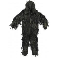 Маскировочный костюм Ghillie Jackal, цвет woodland