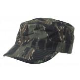 Американская армейская кепка, камуфляж