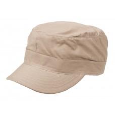 Классическая американская полевая армейская кепка М-1951, бежевая