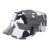 Американская армейская кепка, городской камуфляж