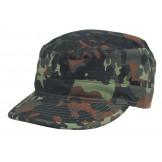 Американская армейская кепка, камуфляж Бундесвера