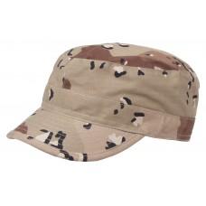 Американская армейская кепка, камуфляж пустыня (6 цветов)