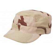 Американская армейская кепка, камуфляж пустыня (3 цвета)