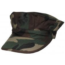 Американская военно-морская кепка, лесной камуфляж