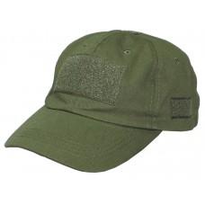 Кепка, зеленая