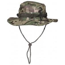 Американская шляпа с ремешком для подбородка, боевой камуфляж