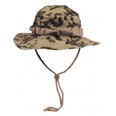 Американская шляпа с ремешком для подбородка, тропический камуфляж