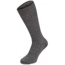 Армейские носки Бундесвер, серые