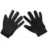 Неопреновые перчатки, цвет черный
