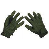 Тактические перчатки, цвет олива