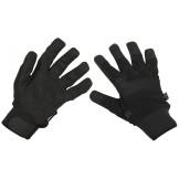 Перчатки из неопрена черного цвета