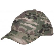 Детская кепка, один размер, цвет operation-camo