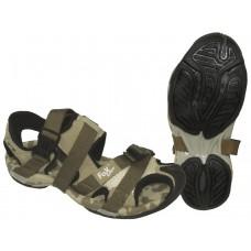 Походная обувь, босоножки с застежкой, камуфляж пустыня