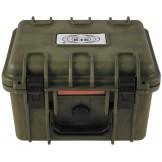 Коробка, пластиковая, водонепроницаемая, 26,7 x23, 9x17,6 см