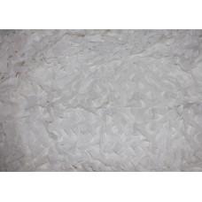 Камуфляжная сеть белого цвета, 2x3 м, с чехлом