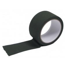 Клейкая лента на ткань, 5 см х 10 м , зеленая