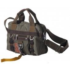 Hip сумка, нейлон, карабин