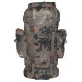 Боевой рюкзак Бундесвер, большой, Flecktarn