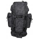 Боевой рюкзак Бундесвер , большой, ночной камуфляж
