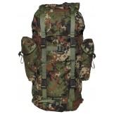 Боевой рюкзак Бундесвер, большой, камуфляж