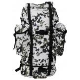 Боевой рюкзак Бундесвер , большой , зимний камуфляж