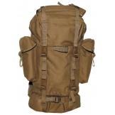 Боевой рюкзак Бундесвер, большой, койот