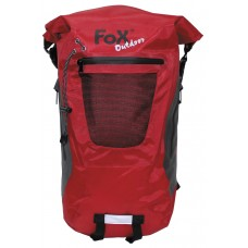 Водонепроницаемый рюкзак, красный