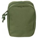 Маленькая универсальная сумка, зеленая