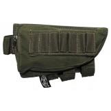 Сумка для винтовки, зеленая, с подкладкой