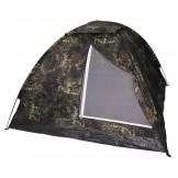 Палатка Monodom, 210x210x130 см, камуфляж Бундесвер