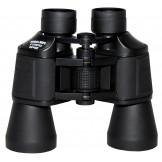Бинокль, 20x50, черный, пластиковый футляр