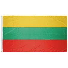 Флаг Литвы, 90x150 см