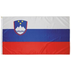 Флаг Словении, 90x150 см