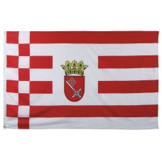 Флаг Бремена, 90x150 см