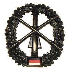 Металлический значек на берет Бундесвер