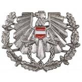 Металлический значок на фуражку армии Австрии, новый